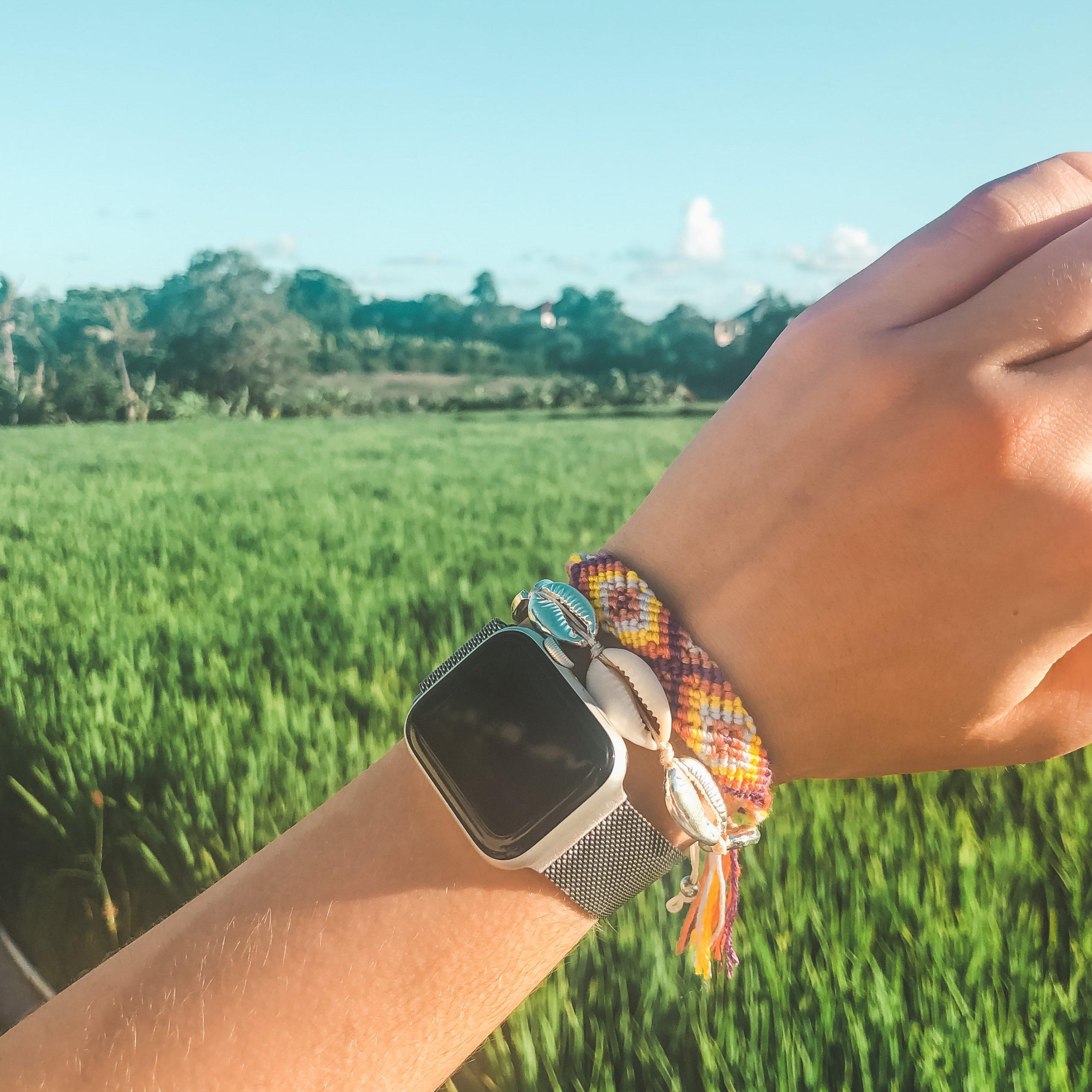 Woven bracelet #2